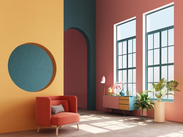 красочный дизайн