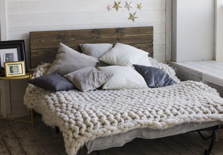 декор спальни