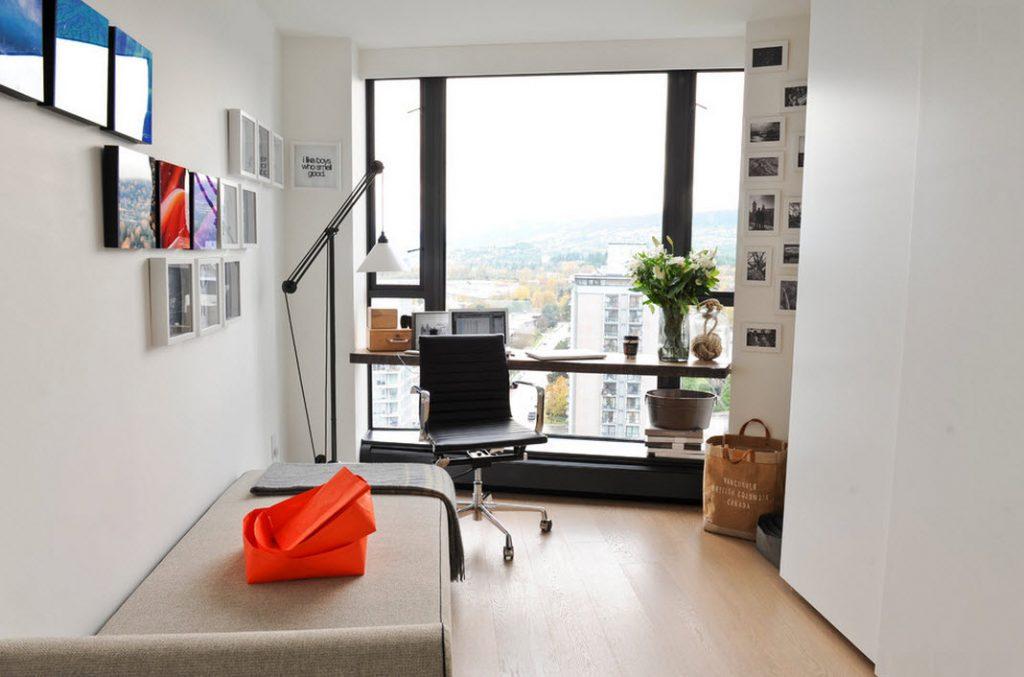 декор домашнего офиса